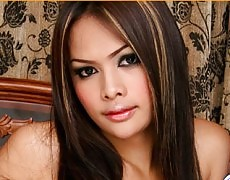 Sexy May's first shoot for Ladyboy-Ladyboy