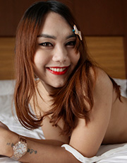 Sexy Ning brings Trans Love where ever she goes, and where ever she goes there is going to be a hot party going on.