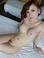 Sweet Ladyboy Yuri just wants to be treated nice, she is ready to give up all her sexy for the right man.